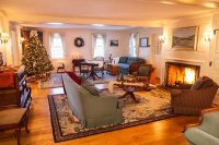 Christmas Adair Country Inn in Bethlehem, New Hampshire