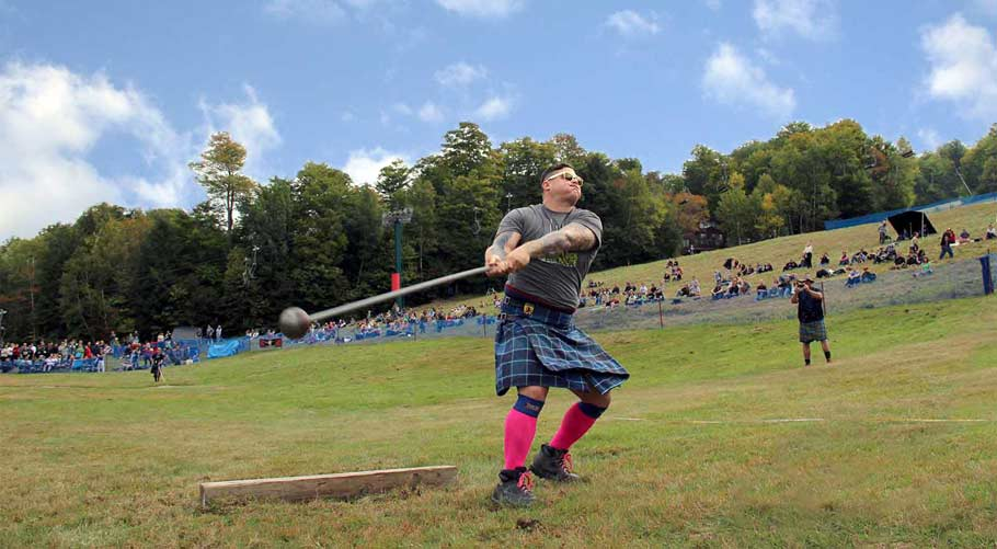 New Hampshire Highland Games & Festival