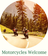 Motorcycles Welcome