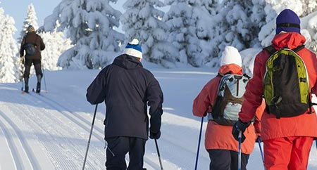 winter white mountain packages